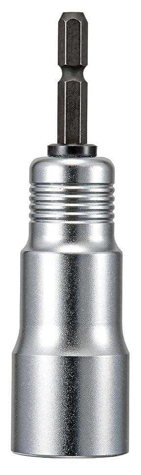 有効化革新古風なTJMデザイン インパクトドライバー用耐久ソケット 12角 TSK-T21-12K 21mm 1個
