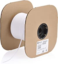 VELCRO Brand Roll ONE-WRAP Bundling Ties, White, 6mm x 182.5m (170752)