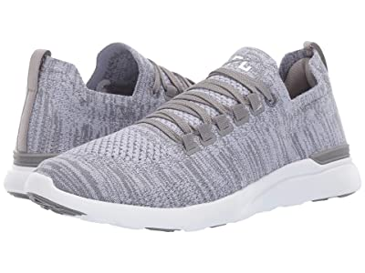 Athletic Propulsion Labs (APL) Techloom Breeze (Merino Grey/White) Women