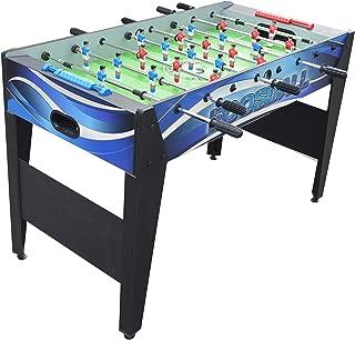 Hathaway Allure 48-in Foosball Table, Blue, 48.5