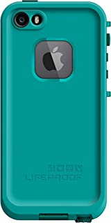 NEW LifeProof FRĒ SERIES Waterproof Case for iPhone 5/5s/SE - Retail Packaging - TEAL (DARK TEAL/TEAL)
