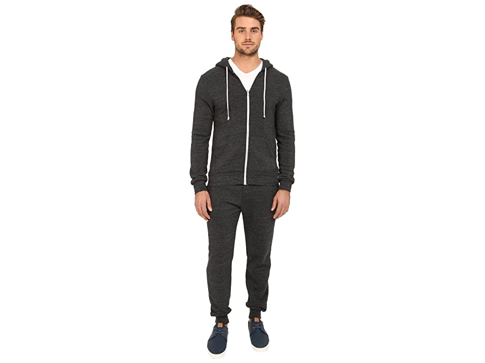 Alternative The Warm-Up Suit Bundle (Eco Black) Men