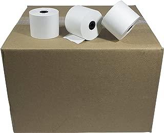 Calculator Adding Machine 1-ply Paper Rolls 2 1/4 X 150' 100 Rolls