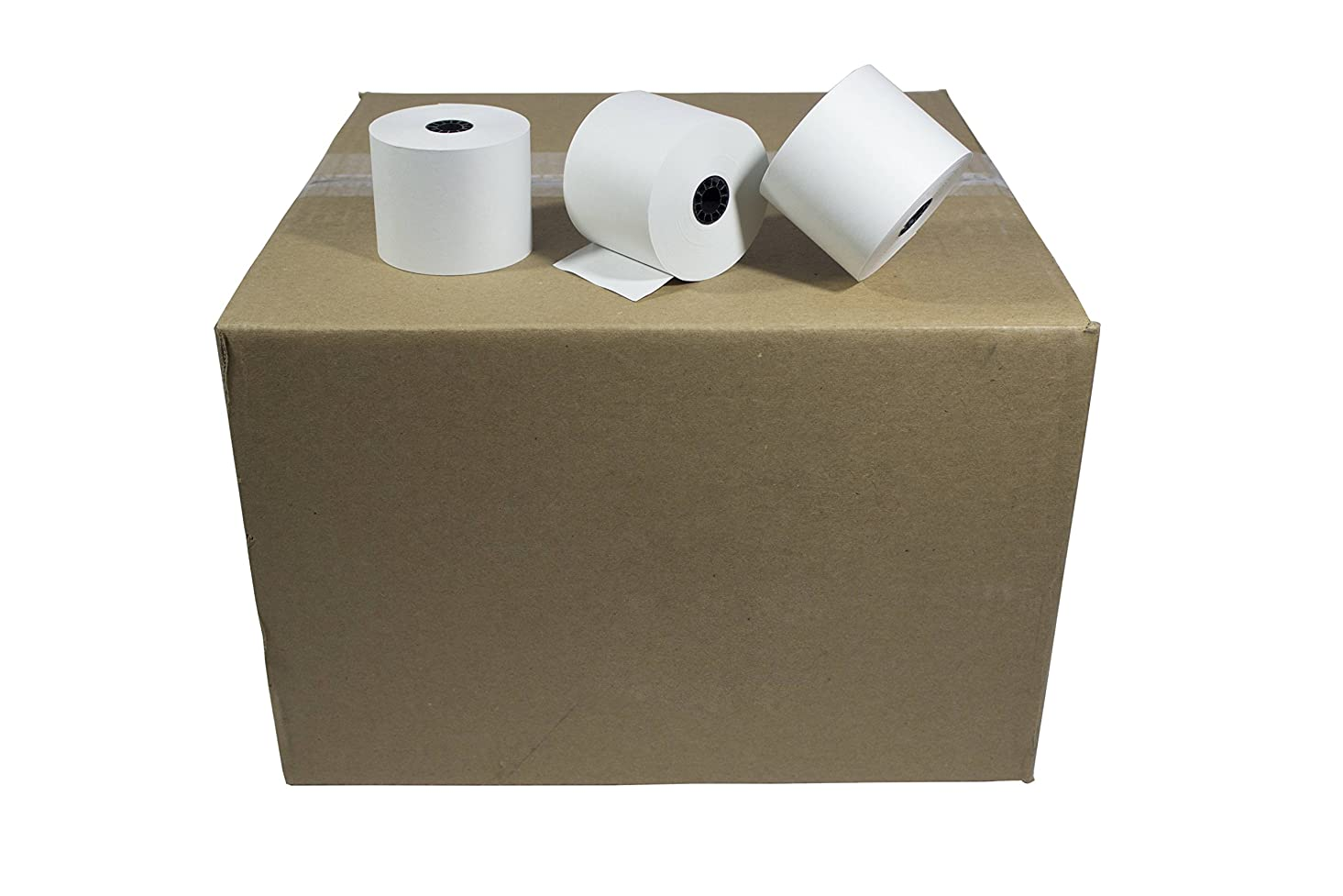 Calculator Adding Machine 1-ply Paper Rolls 2 1/4 X 150' 100 Rolls giaqf355501