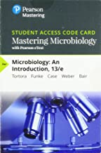 Mastering Microbiology with Pearson eText -- Standalone Access Card -- for Microbiology: An Introduction (13th Edition)