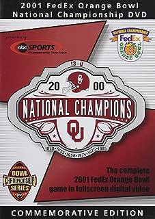 The 2001 FedEx Orange Bowl National Championship