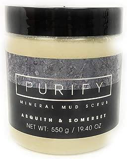 Asquith & Somerset Purify Mineral Mud Scrub 19.4 OZ.