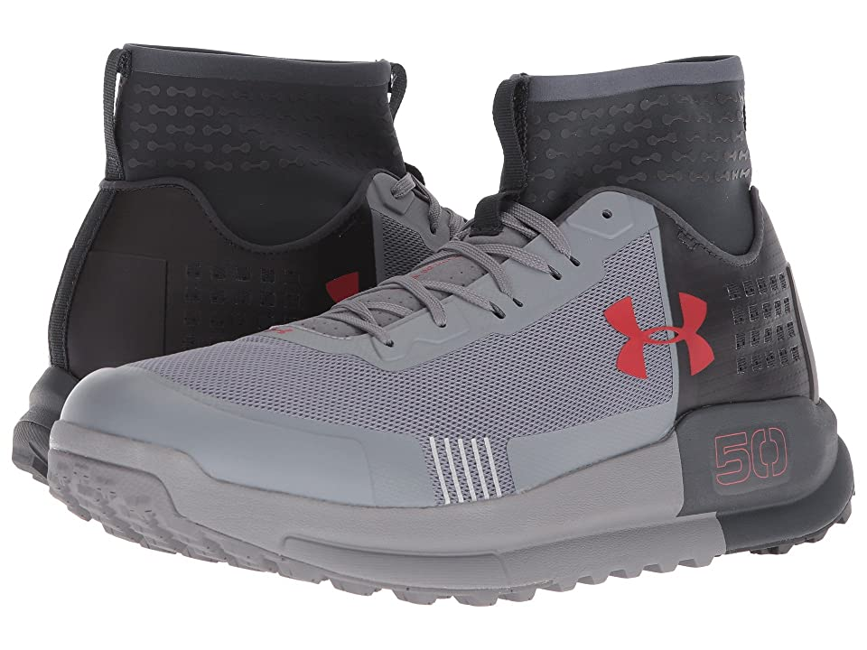 Under Armour UA Horizon 50 (Anthracite/Zinc Gray/Neon Coral) Men