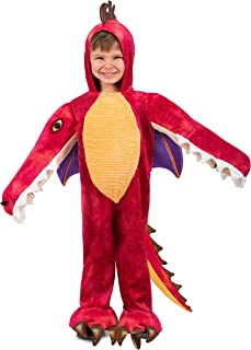 Princess Paradise Chompers Chompin' Red Dragon Child's Costume, X-Small