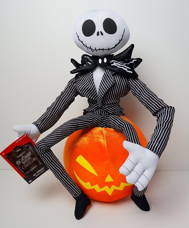 Nightmare Before Washington Mall Christmas Jack Halloween Greeter Fresno Mall Skellington