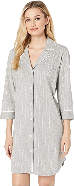 Essentials Bingham Knits Sleep Shirt