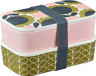 Orla Kiely OK687 pudełko na lunch, bambus