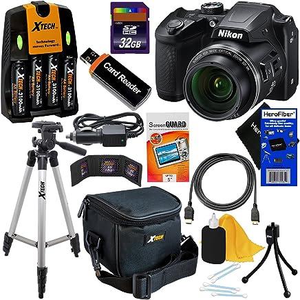 Nikon COOLPIX B500 Wi-Fi, NFC Digital Camera w/40x Zoom &...