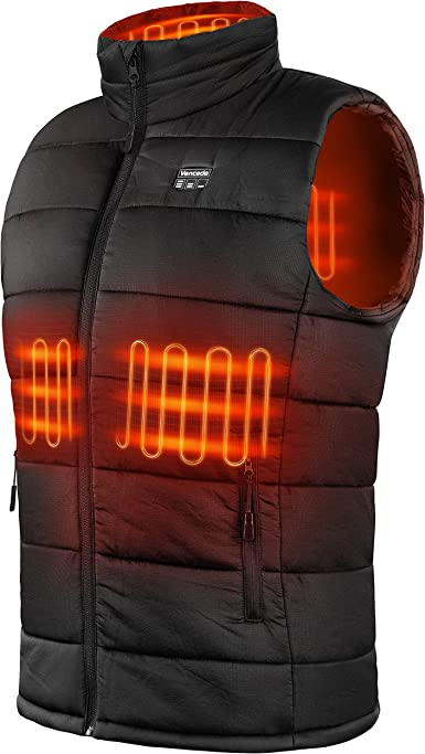 Vencede 10000mAh Rechargeable Heated Vest $49.99 Coupon