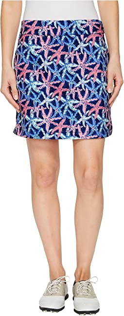 Vineyard Vines Golf - Printed Starfish Performance Skort