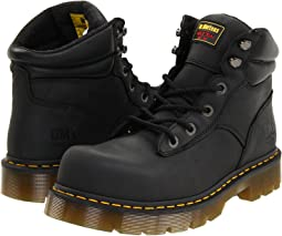 Dr. Martens Work - Burnham ST 6 Tie Boot
