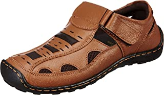 Burwood Men's Leather Sandals