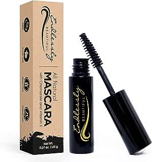 Organic Mascara | Cruelty Free | Vegan Makeup | Gluten & Paraben Free | Mascara Black | Best Mascara | Organic Make Up | -gift | Endlessly Beautiful