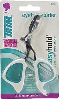 Trim Eyelash Curler with Tweezers. Value Pack