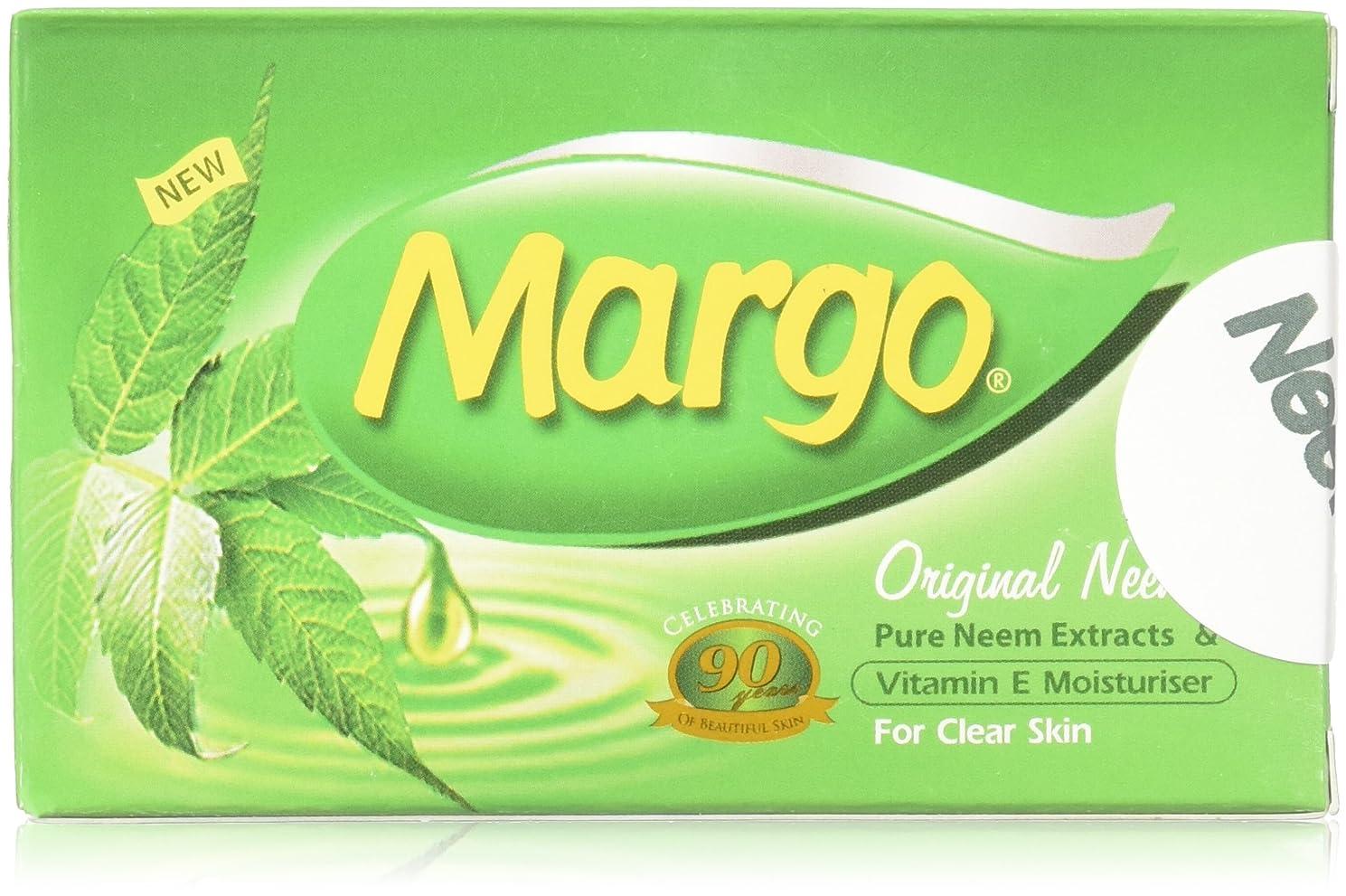 おそらく輸血タイプニーム マルゴソープ オリジナル 100g(5個セット)