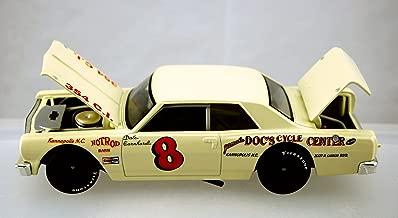2001 - Action - Nascar - Dale Earnhardt Sr #8 - 1964 Chevrolet Chevelle - 1st Asphalt Win - Doc's Cycle Center - RARE - Legendary Series - 1:24 Scale Die Cast - Limited Edition - Collectible