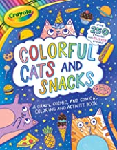 Crayola Colorful Cats and Snacks (14) (Crayola/BuzzPop)