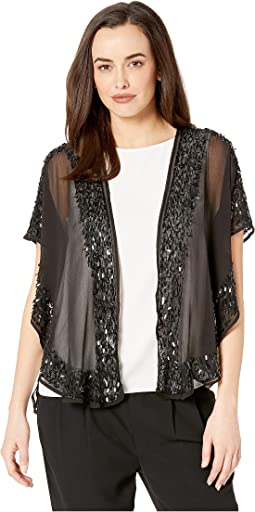 Sparkly Sheer Shrug