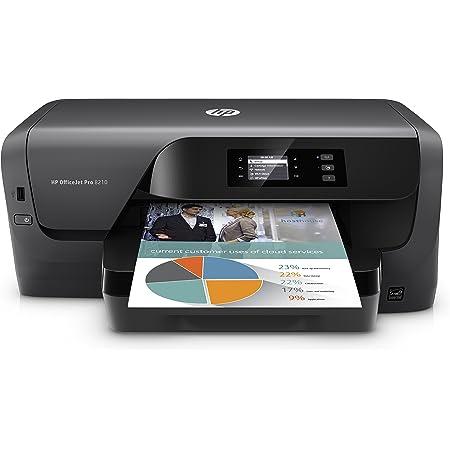 Hp Officejet Pro 8210 Tintenstrahldrucker Schwarz Computer Zubehör