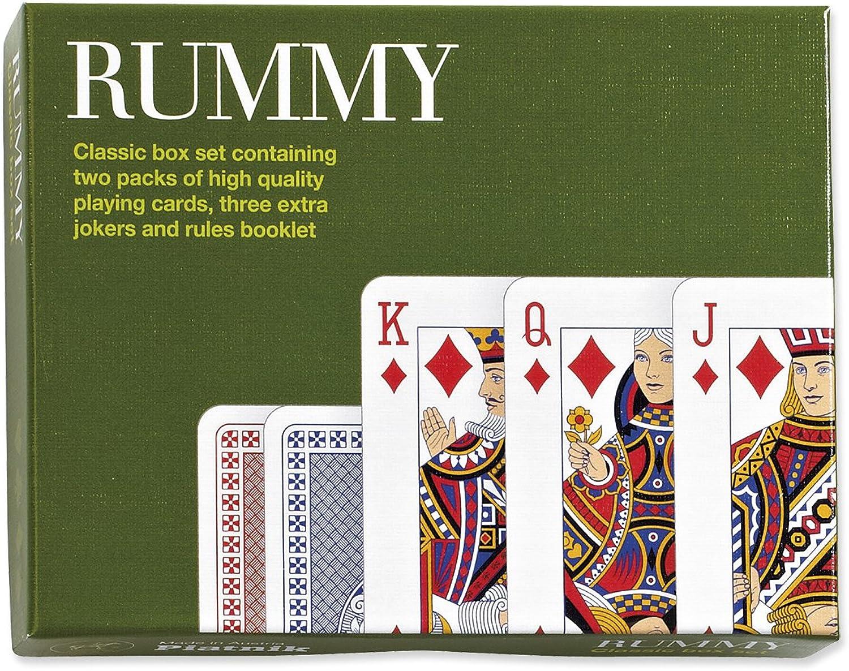 Gibsons Piatnik Rummy Card Game