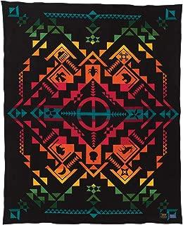 Pendleton Shared Spirits Blanket, Black, One Size