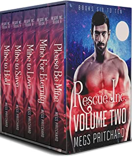 Rescue Inc Volume Two: A Vampire Paranormal Gay Romance (Rescue Inc Box Set 2)