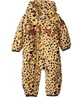 mini rodini - Fleece Spot One-Piece (Infant)