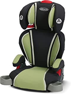 Graco TurboBooster Highback Booster Seat, Go Green