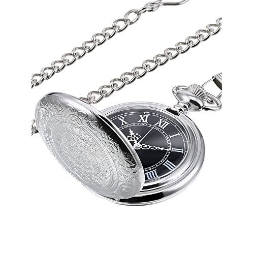 Search For Flights Fashion Black Case Doctor Who Theme Pocket Watch High Quality Necklace Watch Gift For Children Latest Technology Pocket & Fob Watches