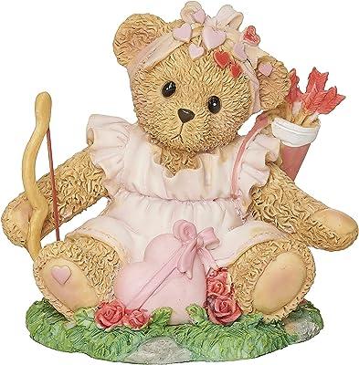 Cherished Teddies 12921 Betty Valentines Figurine