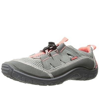 Northside Brille II Water Shoe (Gray/Coral) Women