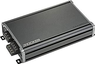 Kicker 46CXA3604 Car Audio 4 Channel Amp 720W Peak Speaker Amplifier CXA360.4