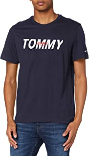 Tommy Hilfiger TJM Layered Graphic Tee Chemise Homme