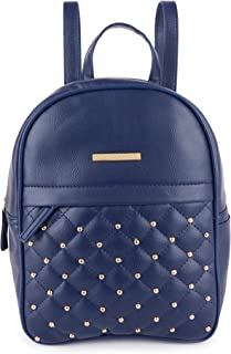 Lapis O Lupo Dong Repeat Women Backpack (Blue)