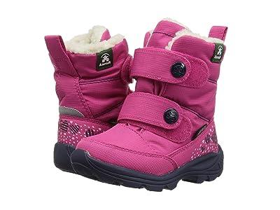 Kamik Kids Pep (Toddler) (Rose) Girls Shoes
