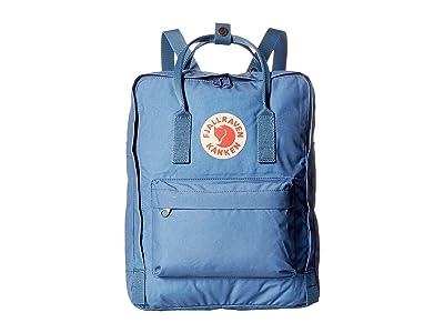 Fjallraven Kanken (Blue Ridge) Backpack Bags