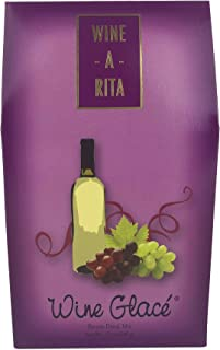 Wine-A-Rita Wine Glacé The Original Frozen Wine Drink, 12 Ounce Pack, Makes 72 Ounces