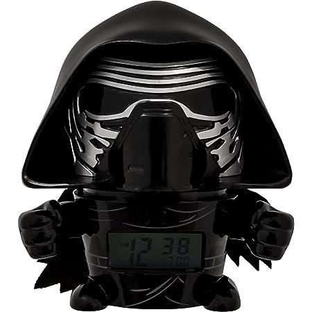 Réveil veilleuse Kylo Ren Star Wars BulbBotz 2021388 avec son caractéristique pour enfant
