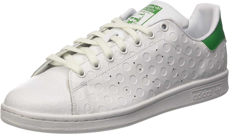 Adidas Damen Stan Smith Bässe Mode Muster