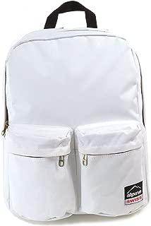 Major School Bag Backpack Bookbag 1 Year Warranty White
