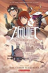 The Cloud Searchers (Amulet #3) Kindle Edition