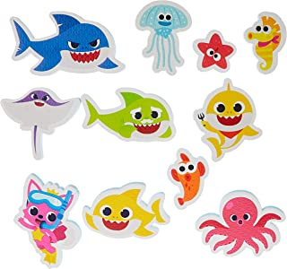 PINKFONG Baby Shark Bath Stickers