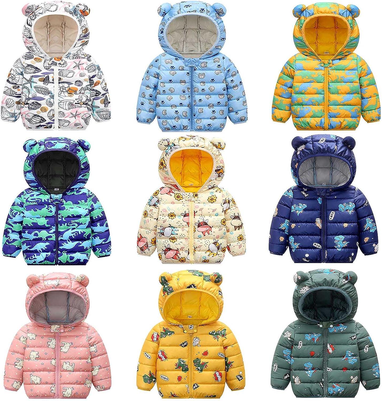 Fashion Children'S Jackets- Kids Coat Girls Boys Branded goods Thick Superior Jackets P