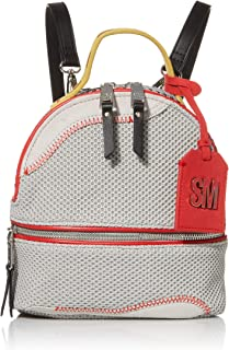 Steve Madden Run Mini Backpack, Grey Multi