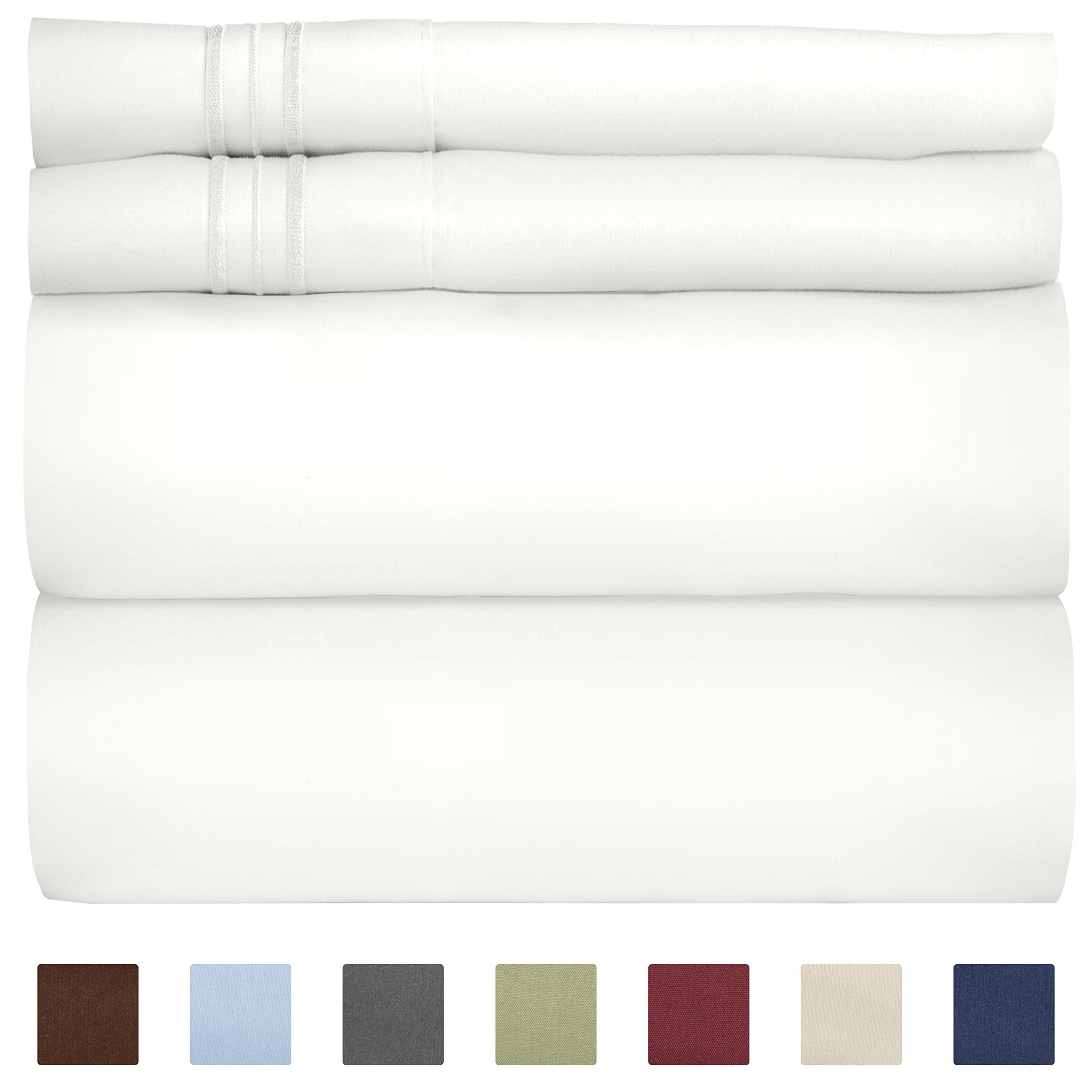 King Size Sheet Set Breathable